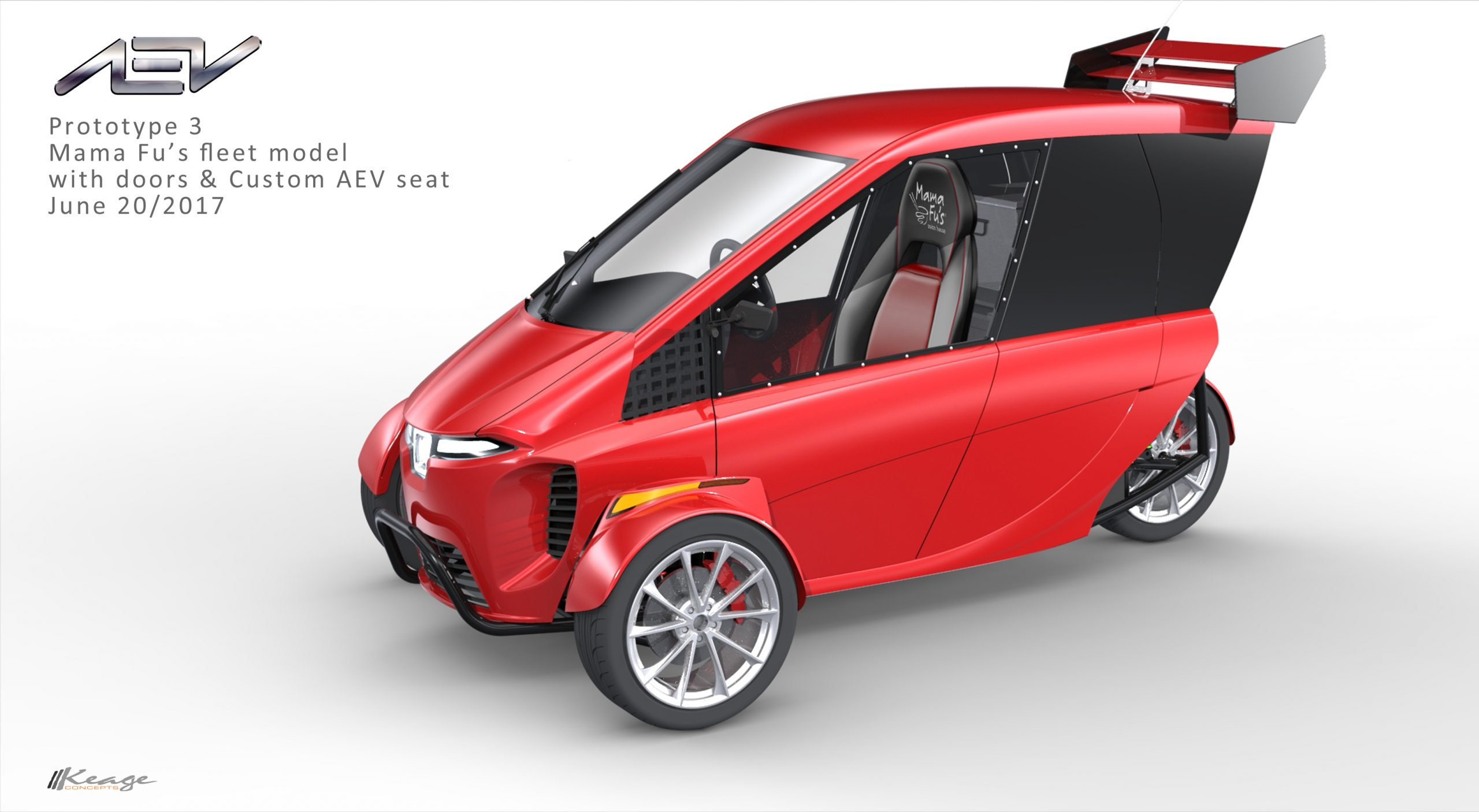 Ayro 311 Keage Concepts Calgary Alberta Automotive Design