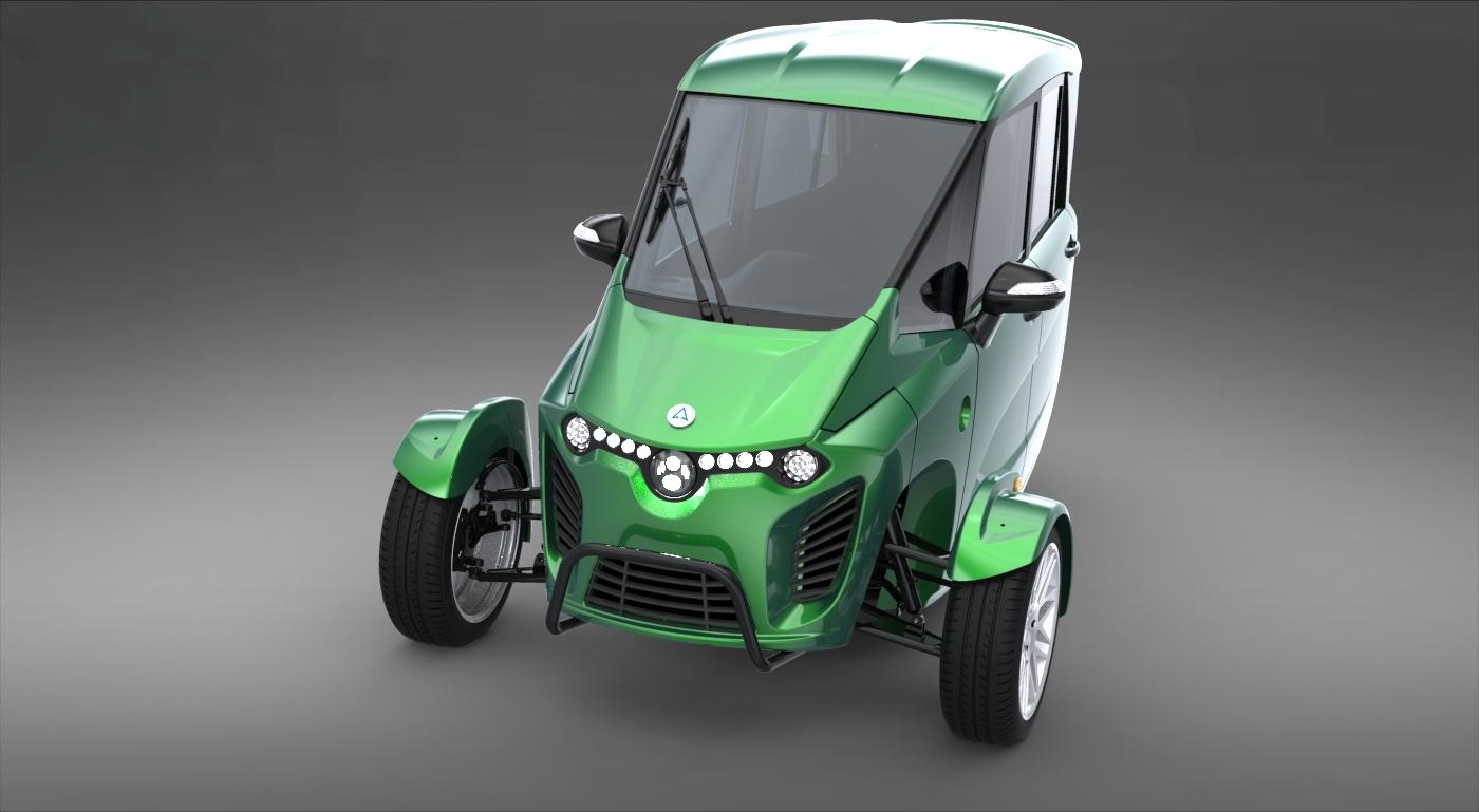 AYRO-311X Keage Concepts Calgary Alberta Automotive Design