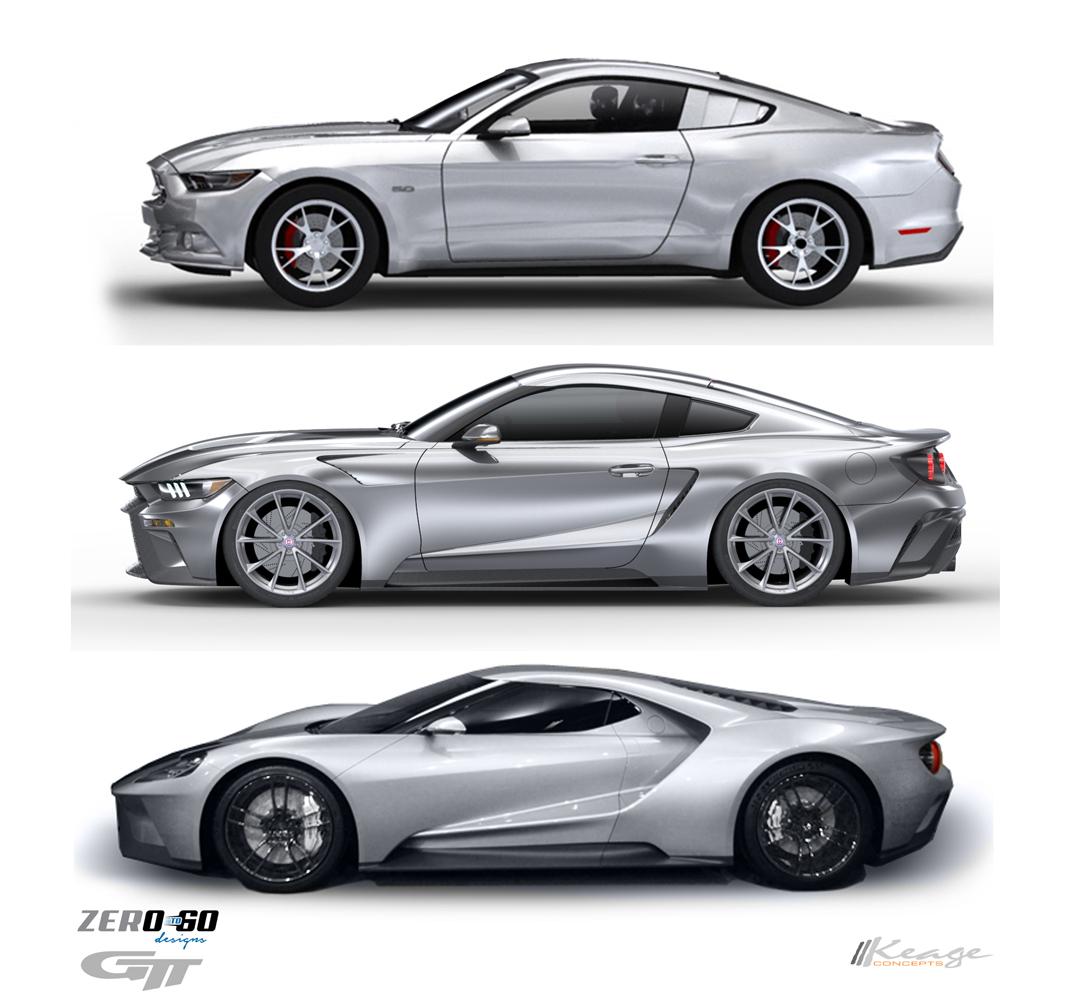 GTT Silver Keage Concepts Calgary Alberta Automotive Design