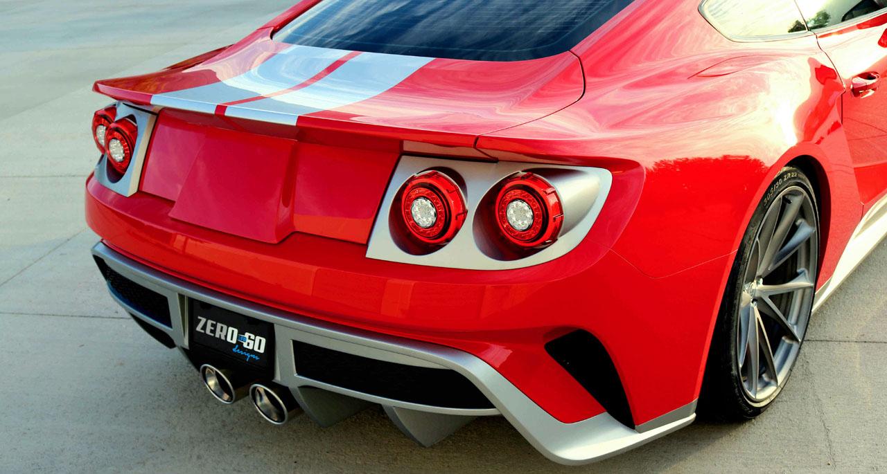 GTT lights Keage Concepts Calgary Alberta Automotive Design