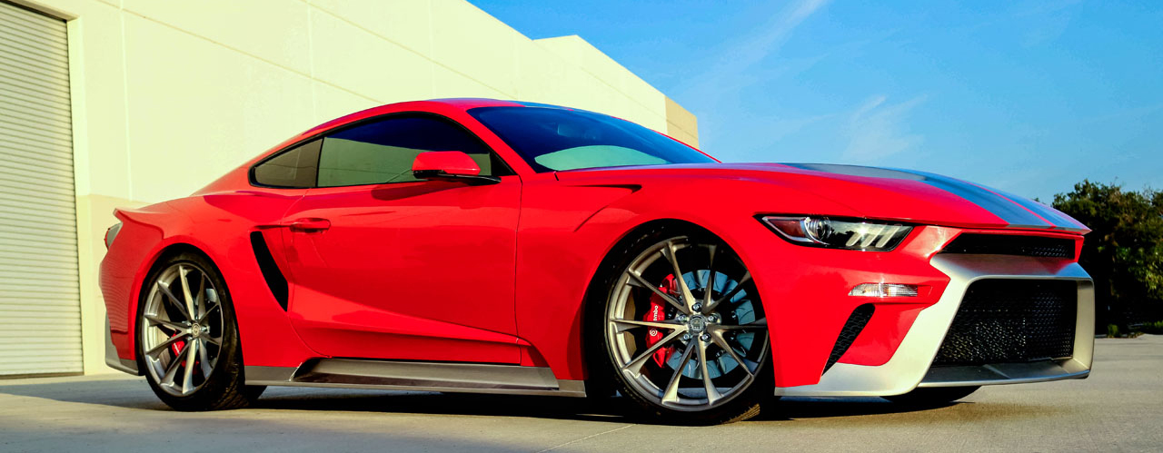 GTT Keage Concepts Calgary Alberta Automotive Design