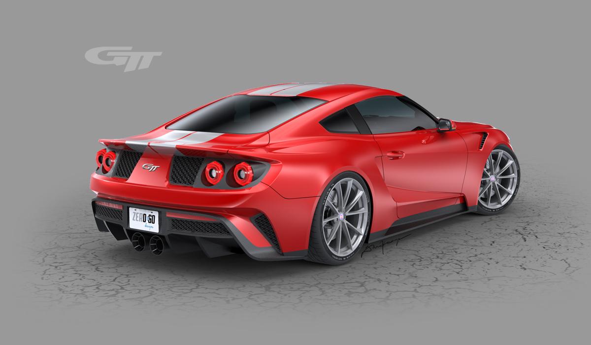 GTT redner Keage Concepts Calgary Alberta Automotive Design
