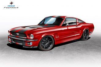 CF-Mustang Keage Concepts Calgary Alberta Automotive Design