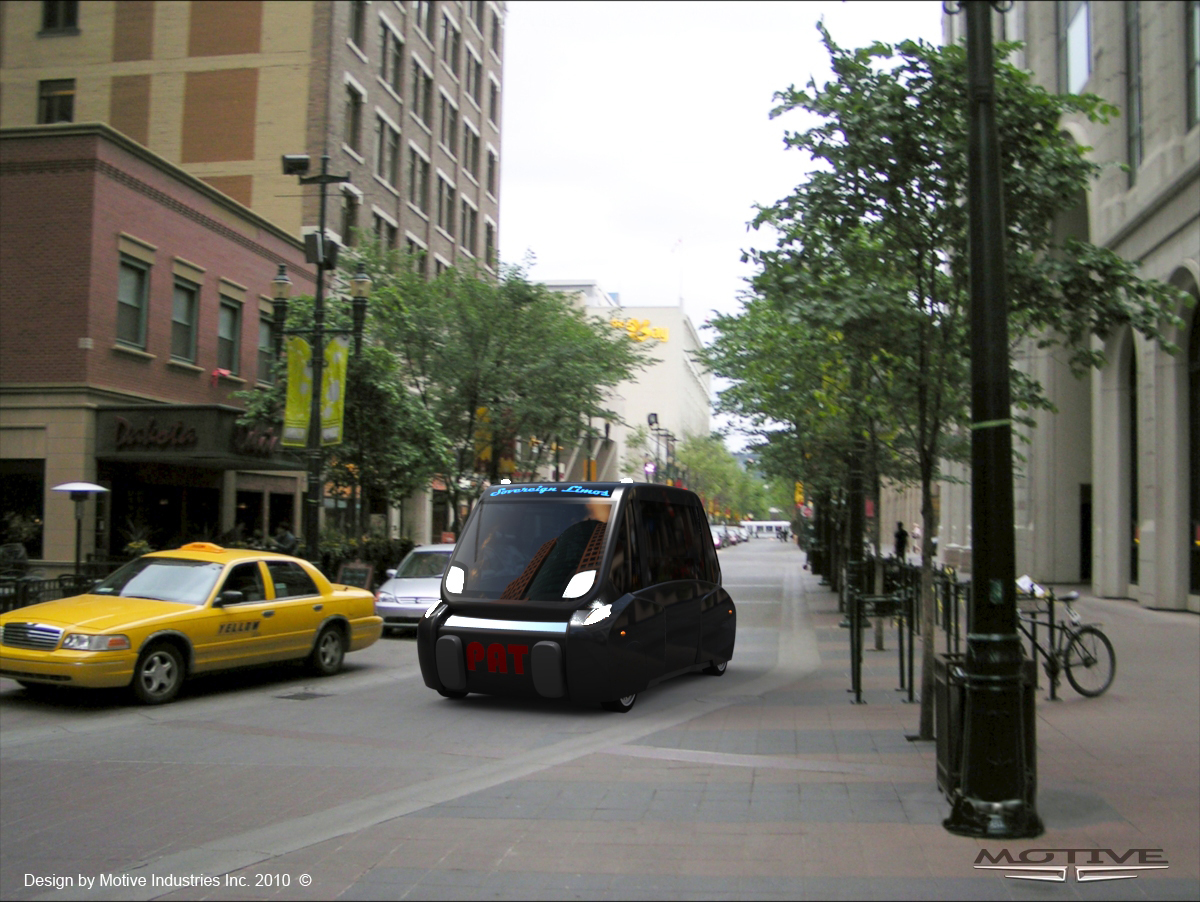 PAT Keage Concepts Calgary Alberta Automotive Design