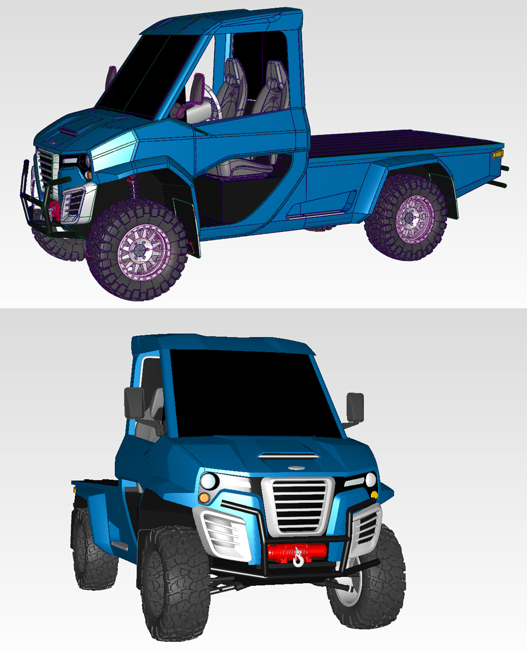 AYRO 511 UTV Keage Concepts Calgary Alberta Automotive Design