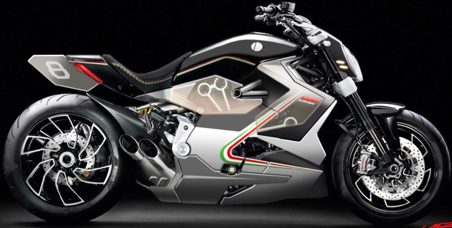 Diavel Keage Concepts Calgary Alberta Automotive Design