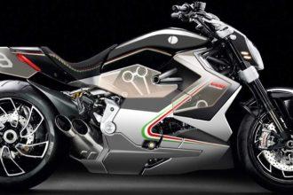 ZEROTO60 Ducati XDIAVEL fairings