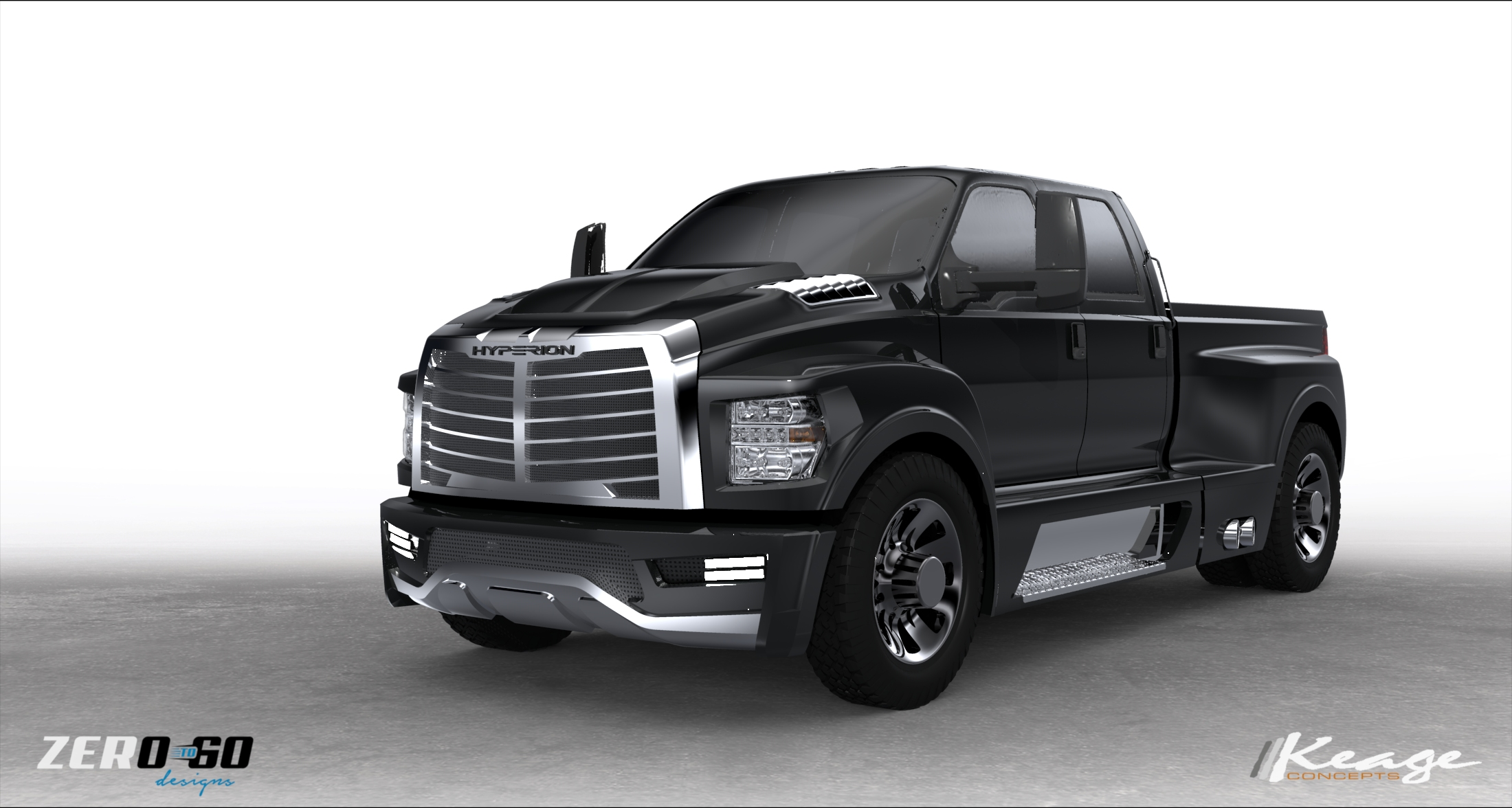 HYPERION F650 Keage Concepts