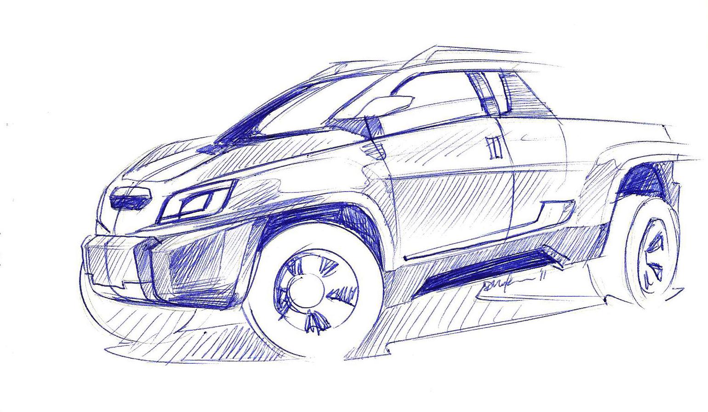 Havelaar Bison Keage Concepts Calgary Alberta Automotive Design