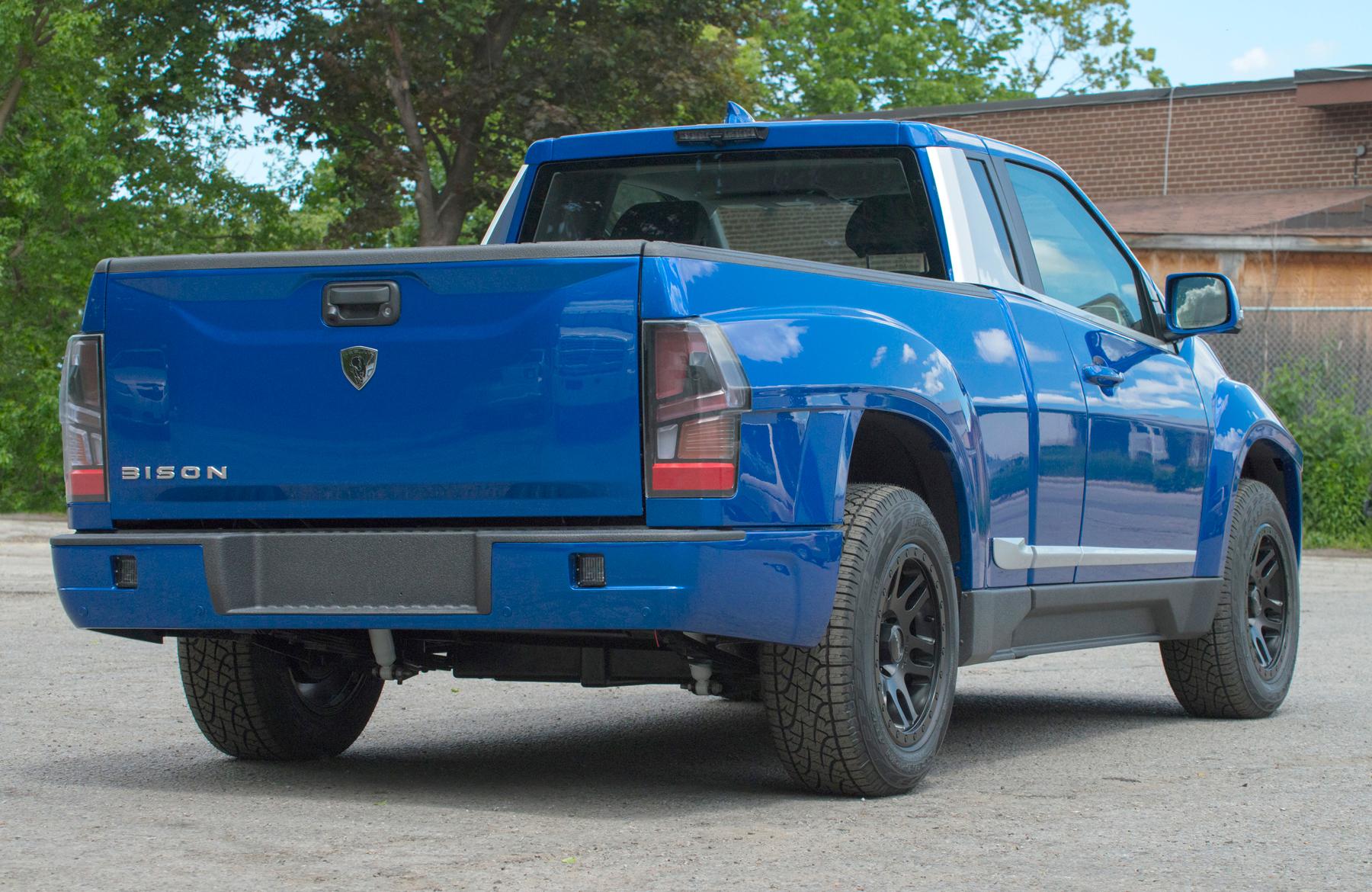 Havelaar-Bison back Keage Concepts Calgary Alberta Automotive Design
