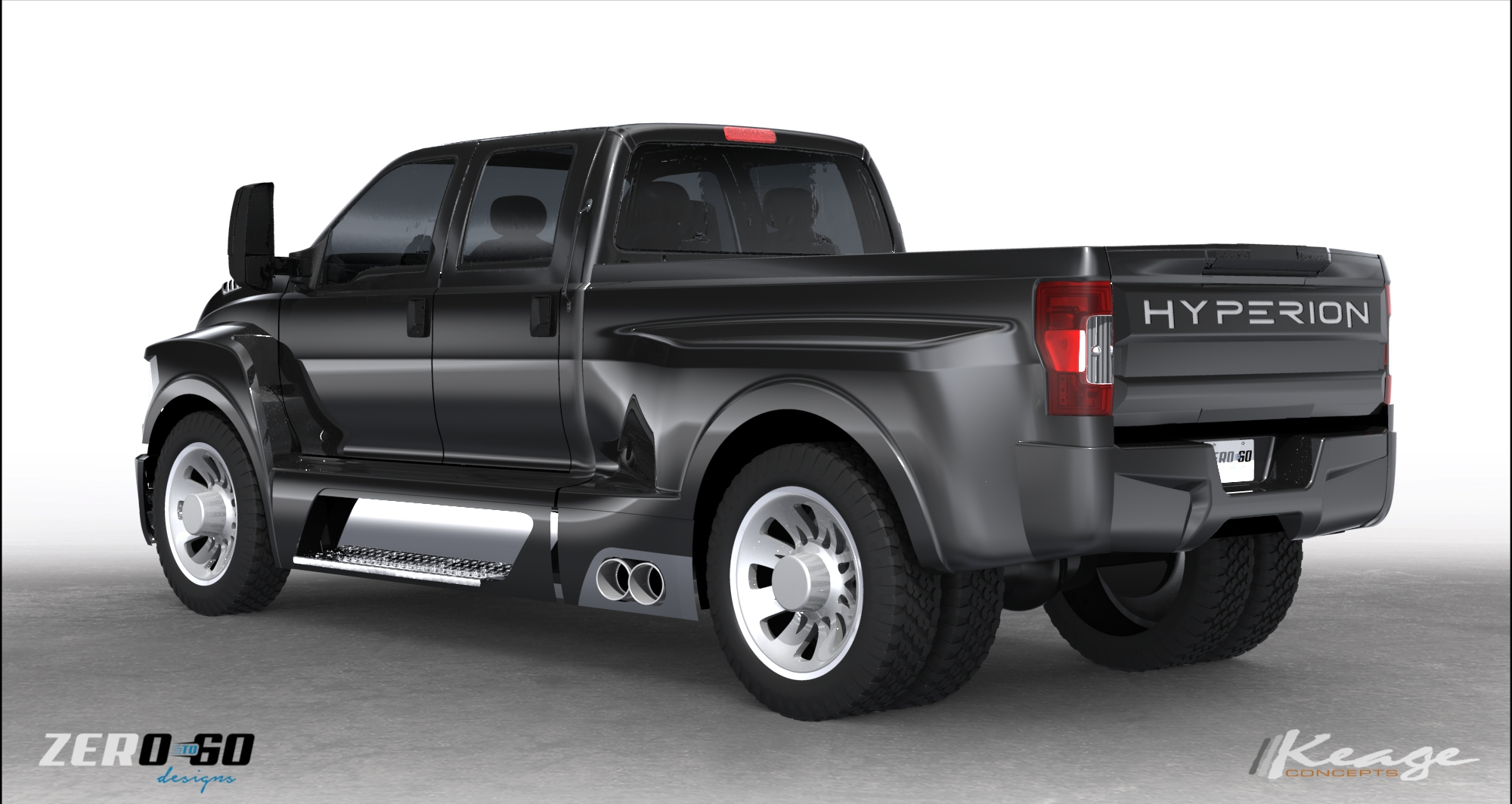 Hyperion F650 Keage Concepts Calgary Alberta Automotive Design