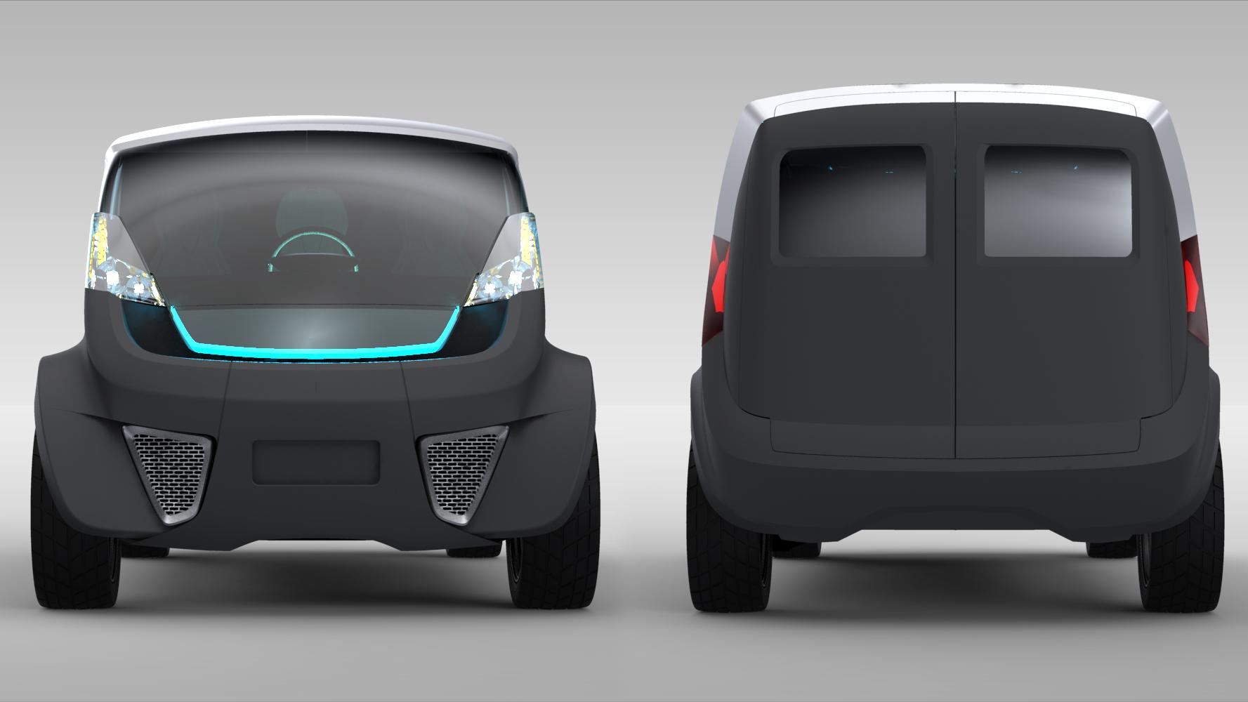 Modec Keage Concepts Calgary Alberta Automotive Design
