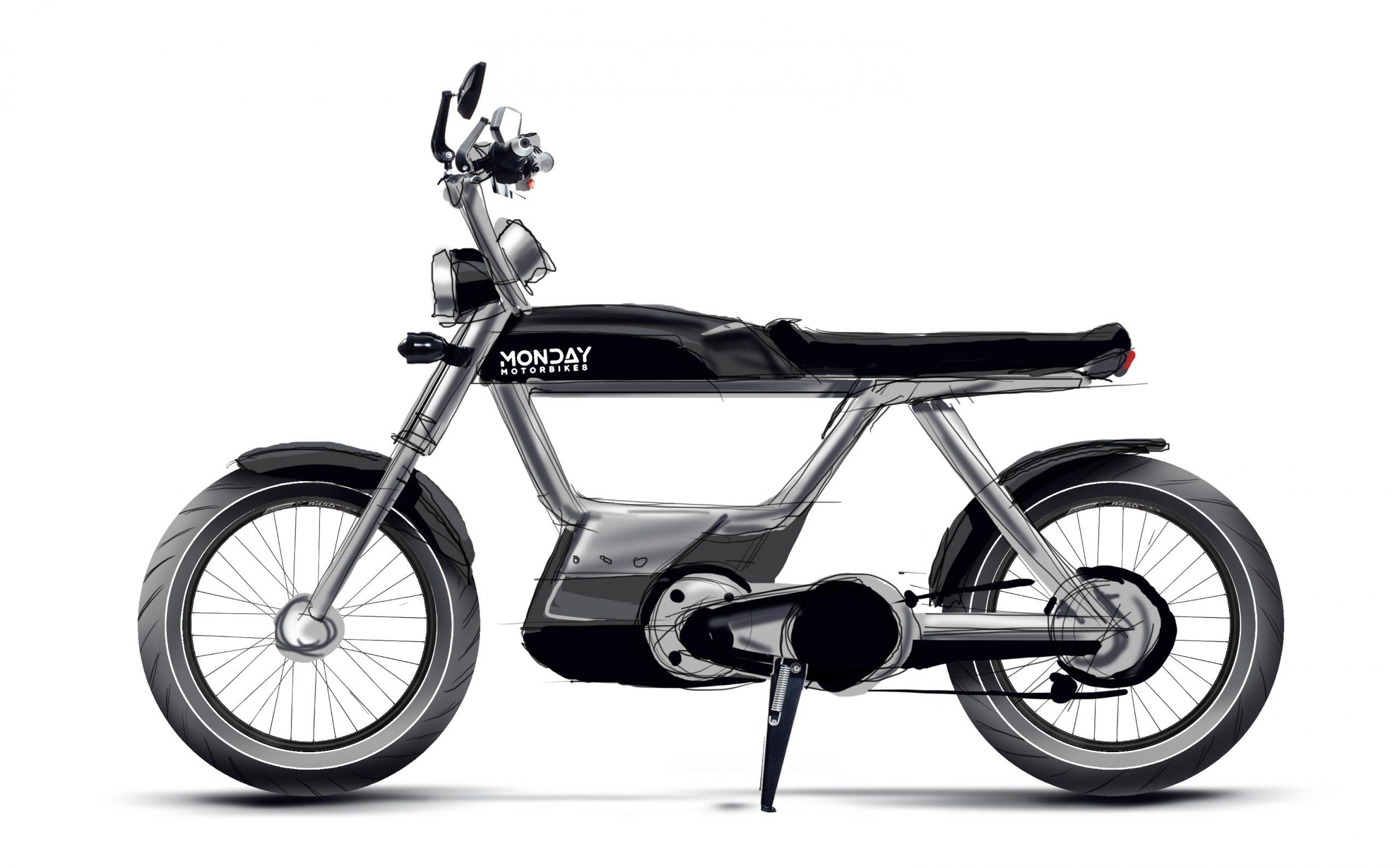 Monday Ebike Keage Concepts Calgary Alberta Automotive Design