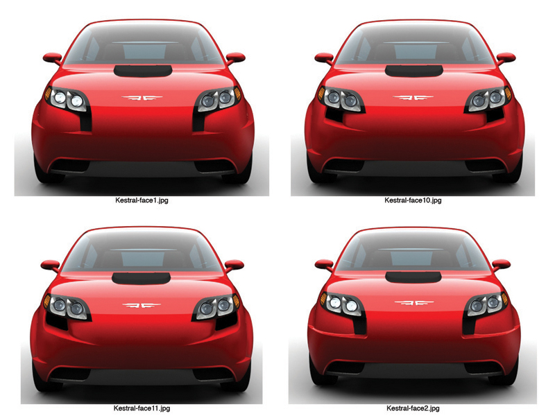 Motive Kestrel Keage Concepts Calgary Alberta Automotive Design