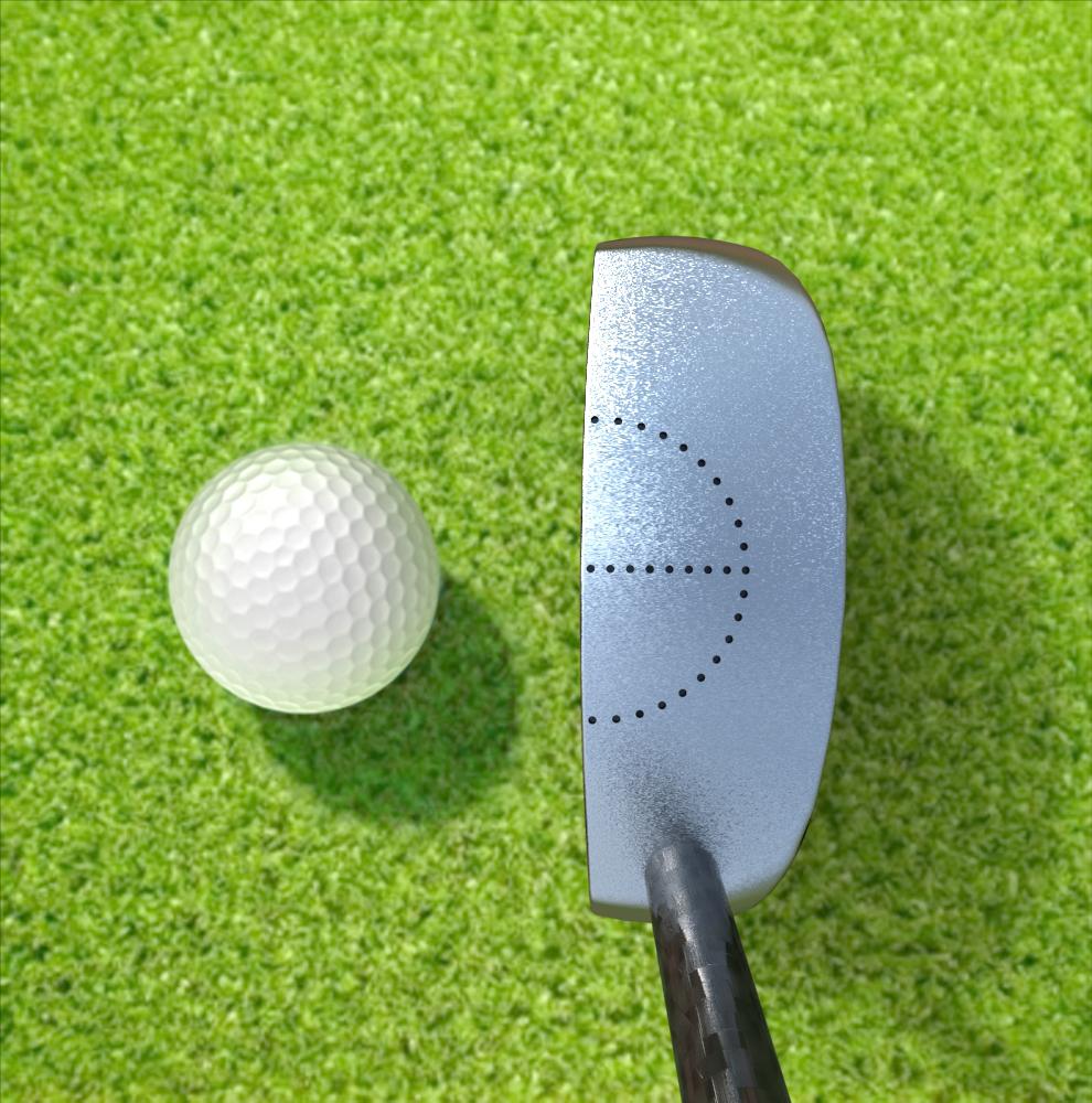 Redemption Golf Putter