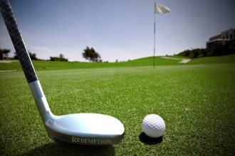 Redemption Golf Putter