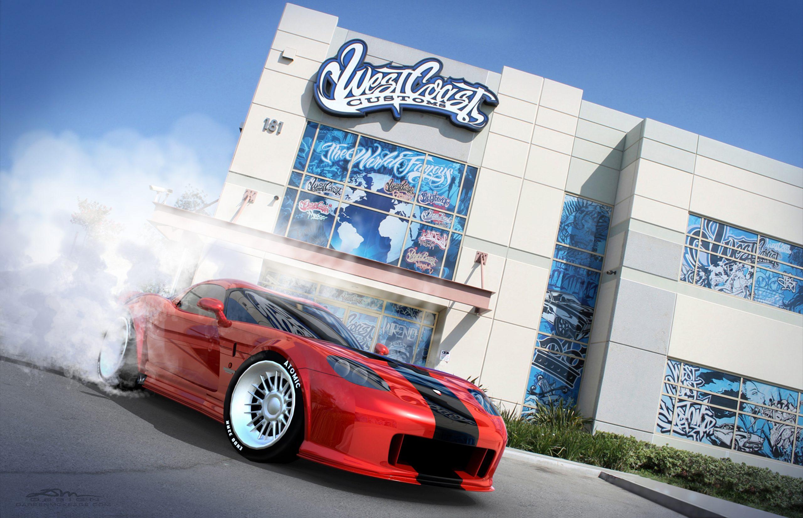 GTA Bravado Banshee Keage Concepts Calgary Alberta Automotive Design