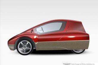 Ecocar Keage Concepts Calgary Alberta Automotive Design