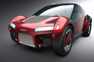 Versatile Performance Vehicle Keage Concepts Calgary Alberta Automotive Design