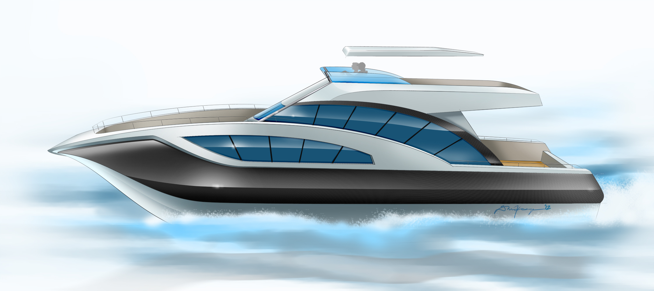Marine Keage Concepts Calgary Alberta Automotive Design